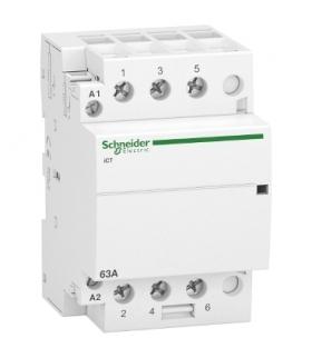 Stycznik modułowy Acti9 iCT50-63-30-230 63A 3NO 50Hz 220/240 VAC, A9C20863 Schneider Electric