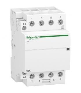 Stycznik modułowy Acti9 iCT50-63-40-230 63A 4NO 50Hz 220/240 VAC, A9C20864 Schneider Electric