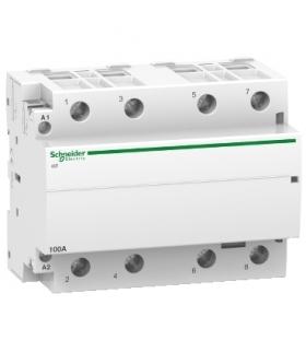 Stycznik modułowy Acti9 iCT50-10-40-230 100A 4NO 50Hz 220/240 VAC, A9C20884 Schneider Electric