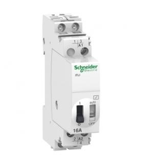 Przekaźnik impulsowy Acti9 iTLI-16-11-24 16A 1NO+1NC 24VAC/12VDC, A9C30115 Schneider Electric
