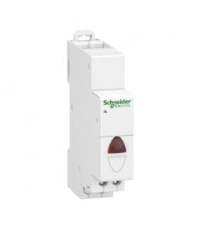 Lampka pojedyncza Acti9 iIL-1-R-230 czerwona 110...230 V AC, 110...130 V DC, A9E18320 Schneider Electric
