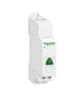 Lampka pojedyncza Acti9 iIL-1-G-230 zielona 110...230 V AC, 110...130 V DC, A9E18321 Schneider Electric