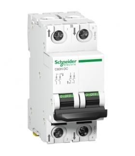 Wyłącznik nadprądowy Acti9 C60H-DC-C2-2 C 2A 2-biegunowy, A9N61522 Schneider Electric