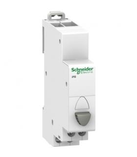 Przycisk pojedynczy (z samopowrotem) Acti9 iPB-20-10 20A 1NO szary, A9E18032 Schneider Electric