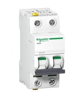 Wyłącznik nadprądowy Acti9 iC60N-C10-2 C 10A 2-biegunowy, A9F04210 Schneider Electric