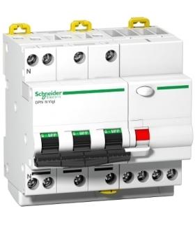 Wyłącznik kombinowany Acti9 DPNNVigi-B16-30-AC B 16A 3N-biegunowy 30 mA typ AC, A9D55716 Schneider Electric