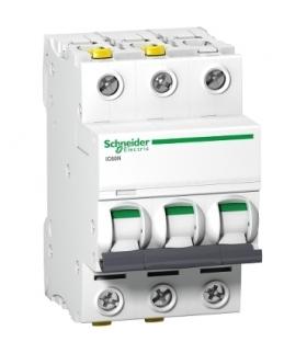 Wyłącznik nadprądowy Acti9 iC60N-B16-3 B 16A 3-biegunowy, A9F03316 Schneider Electric