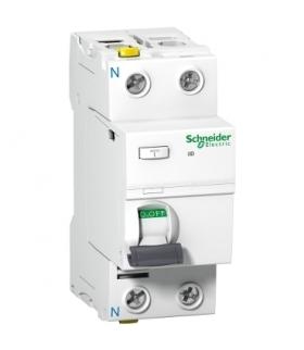 Wyłącznik różnicowoprądowy Acti9 iID-25-2-30-A 25A 2-biegunowy 30mA typ A, A9Z21225 Schneider Electric