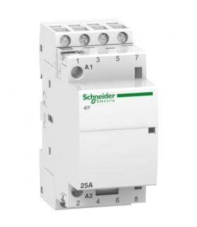 Stycznik modułowy Acti9 iCT50-25-40-24 25A 4NO 50Hz 24 VAC, A9C20134 Schneider Electric
