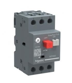Wyłącznik silnikowy GZ1E08 napęd przyciskowy I2,5-4A zaciski skrzynkowe Schneider Electric