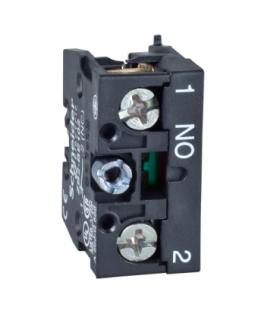 Harmony XAC Pojedynczy blok styków obwody o dużej mocy NO standardowy śrubowe, ZB2BE101 Schneider Electric