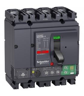 Compact NSX, wyłącznik NSX250F, 36 kA, 415 VAC z MicroLogic 4.2 Vigi, 250 A, 4p 4d, LV433840 Schneider Electric