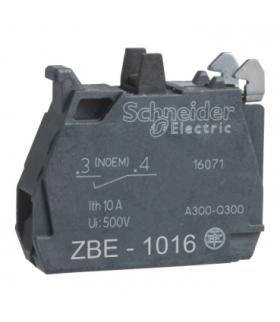 Harmony XB4 Pojedynczy blok styków 1NO Ø22, ZBE1016 Schneider Electric