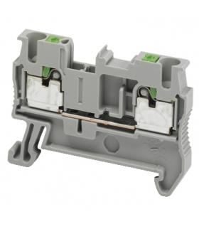 Złączki NSY, zacisk wciskany przepustowy 2 punktowy, NSYTRP22 Schneider Electric