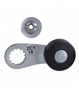 OsiSense XC Dźwignia łącznika krańcowego z rolka termoplastyczną, ZCY18 Schneider Electric