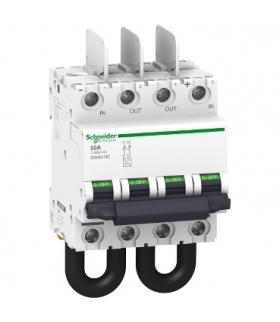 Rozłącznik DC Acti9 SW60-DC-50 50A 2-biegunowy 1000VDC, A9N61699 Schneider Electric
