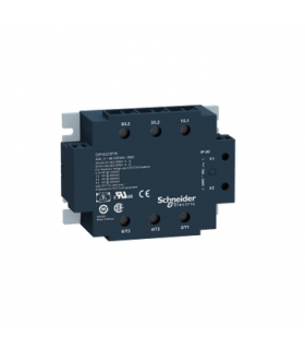 Harmony Relay Przekaźnik półprzewodnikowy z wkładką wejście 18/36VAC/wyjście 48/530VAC, 50A, SSP3A250B7T Schneider Electric