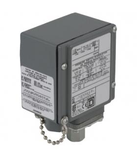 OsiSense XM Elektromechaniczny czujnik ciśnieniowy 9012G regulacja między dwoma progami 1.0 do 40 psig, 9012GAW2 Schneider Elect