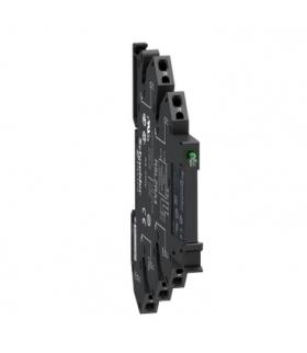 Zelio Relay Przekaźnik interfejsowy LED, 1C/O 6A, 24V AC/DC, RSL1PRBU Schneider Electric