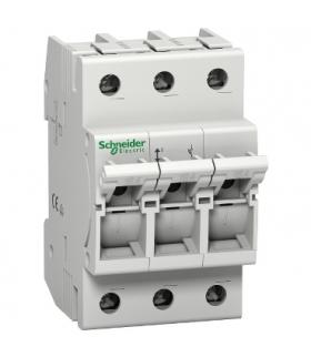 Rozłącznik bezpiecznikowy Acti9 D01-16-3 16A 3-biegunowy bez wkładek, MGN01316 Schneider Electric