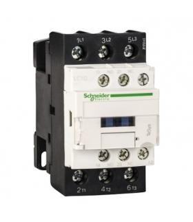 Stycznik mocy TeSys D AC3 25A 3P 1NO 1NC cewka 230VAC zaciski skrzynkowe, LC1D25P7 Schneider Electric