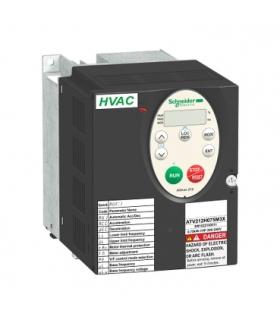 Przemiennik częstotliwości ATV212 1 fazowe 200/240VAC 50/60Hz 0.75kW 4.6A IP21, ATV212H075M3X Schneider Electric