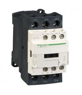 Stycznik mocy TeSys D AC3 25A 3P 1NO 1NC cewka 24VDC zaciski skrzynkowe, LC1D25BD Schneider Electric