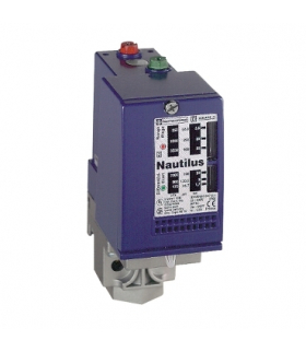 OsiSense XM Elektromechaniczny czujnik ciśnieniowy XMLC 10 bar regulacja między dwoma progami 2 C/O, XMLC010B2S12 Schneider Elec