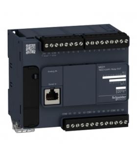 Sterownik M221-24I/O Kompakt, TM221C24R Schneider Electric