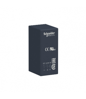 Zelio Relay Przekaźnik interfejsowy 2C/O 8A, 24V AC, RSB2A080B7 Schneider Electric