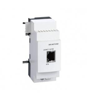 Moduł komunikacji sieci Ethernet Zelio Logic 24VDC, SR3NET01BD Schneider Electric