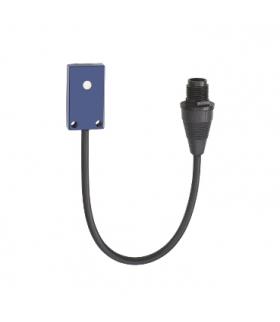OsiSense XX Czujnik ultradzźwiękowy paralelipedyczny Sn 0.1 m NO przewód prefabrykowany M12 0.15m, XX7F1A2NAL01M12 Schneider Ele