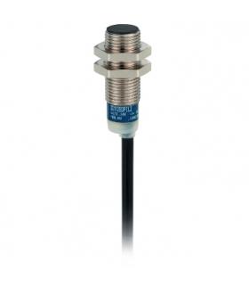 OsiSense XS Czujnik indukcyjny XS1 M12 PNP NO&NC Sn4mm 12..24VDC kabel 2M, XS112B3PCL2 Schneider Electric