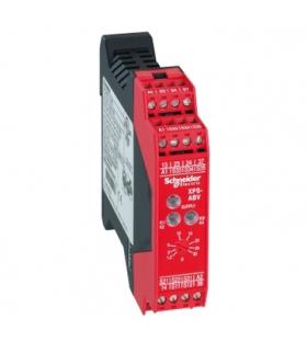 Moduł bezpieczeństwa Preventa Kat.4 SIL3 3-30s, XPSABV11330P Schneider Electric