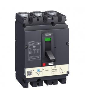 EasyPact, wyłącznik z wywalaczem termomagnetycznym CVS160F TMD 160A 3P 3D, LV516333 Schneider Electric