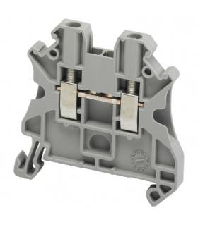 Złączki NSY, zacisk śrubowy przepustowy 2,5 mm2 szary, NSYTRV22 Schneider Electric