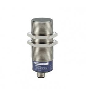 OsiSense XT Czujnik pojemnościowy wyjście PNP, 1NC+1NO, 24 V DC, konektor, XT130B1PCM12 Schneider Electric