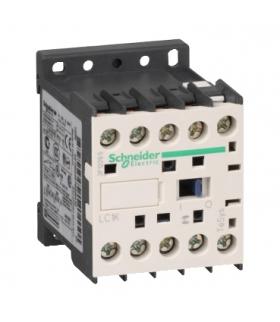 Stycznik mocy TeSys K AC3 6A 3P 1NO cewka 24VAC zaciski śrubowe, LC1K0610B7 Schneider Electric