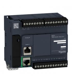 Sterownik M221-24I/O Kompakt Ethernet, TM221CE24R Schneider Electric