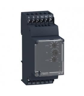 Przekaźnik regulacji temperatury RM35-A - 24..240 V AC / DC - 1 OC, RM35ATL0MW Schneider Electric