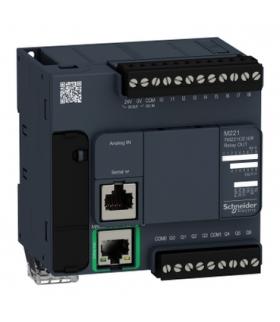Sterownik M221-16I/O Kompakt Ethernet, TM221CE16R Schneider Electric