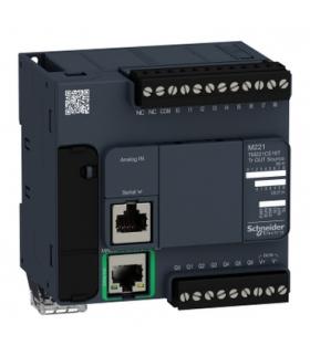 Sterownik M221-16I/O Kompakt Ethernet, TM221CE16T Schneider Electric