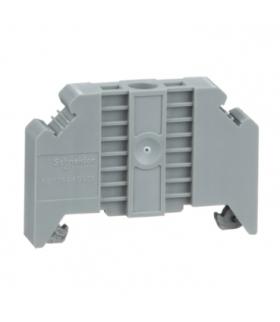 Złączki NSY, wspornik końcowy przekręcany na DIN 35mm, NSYTRAABV35 Schneider Electric