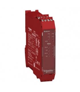 Moduł ROZSZ. 4WY PRZEKAŹNIK, ZACISK ŚRUB, XPSMCMRO0004 Schneider Electric