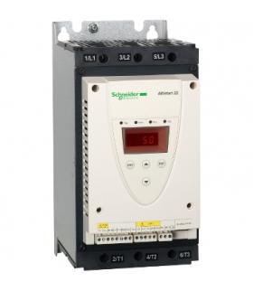 Układ łagodnego rozruchu ATS22 3 fazowe 208/600VAC 50/60Hz 55Kw 88A IP20, ATS22D88S6U Schneider Electric