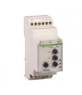 Zelio Control Wielofunkcyjny przekaźnik kontroli faz, 250V AC/DC, 5A, RM35TF30SP01 Schneider Electric