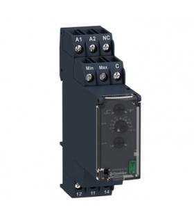 Zelio Control Przekaźnik kontroli poziomu, 5/100 KΩ, styk 1C/O 8A, RM22LG11MR Schneider Electric
