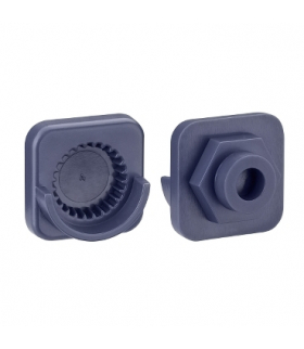 Akcesoria do czujnikas - XUY - element mocujący do czujnika rolkowego - hexagonal Ø8, XUZASY01H Schneider Electric