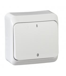 Prima Łącznik 2-biegunowy biały Schneider WDE001020