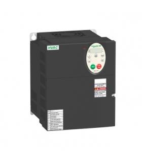 Przemiennik częstotliwości ATV212 3 fazowe 200/240VAC 50/60Hz 5.5kW 24.2A IP21, ATV212HU55M3X Schneider Electric